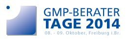 GMP-BERATER Tage 2014