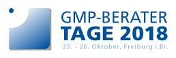 GMP-BERATER Tage 2018