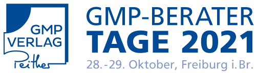 GMP-BERATER Tage 2021